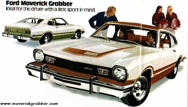 1974 Ford Maverick Grabber Images