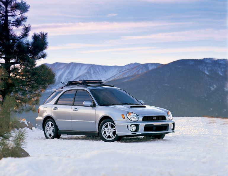 2002 Subaru Impreza WRX sedan Click image to enlarge